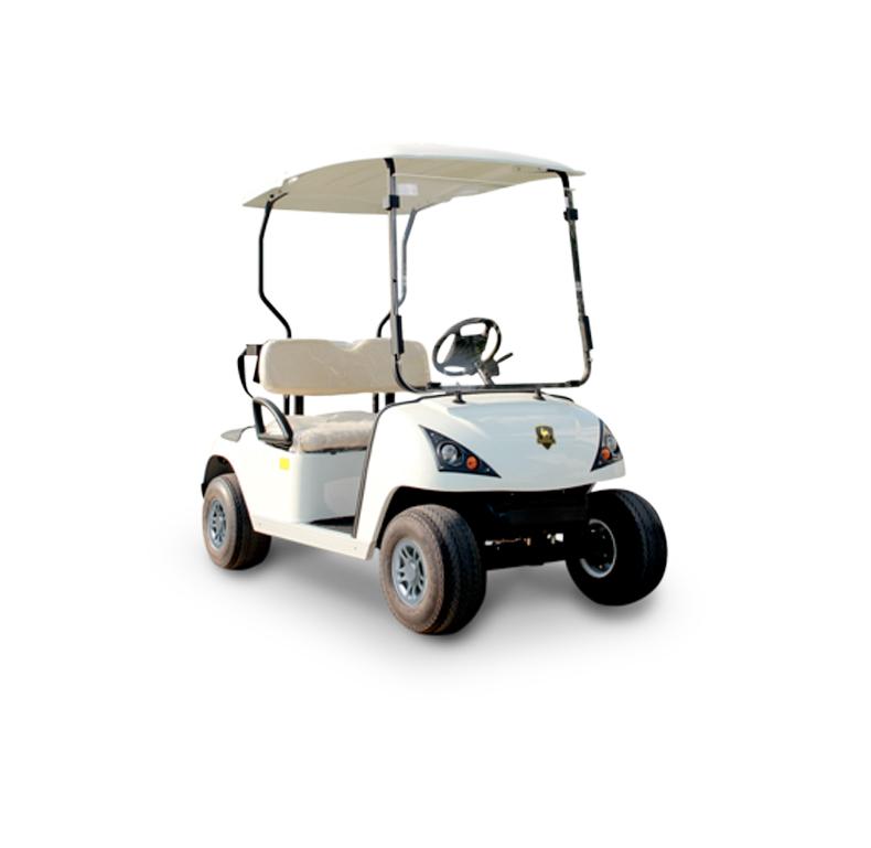 Viaturas eletricas de golfe